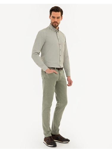 Pierre Cardin Jean Pantolon Yeşil